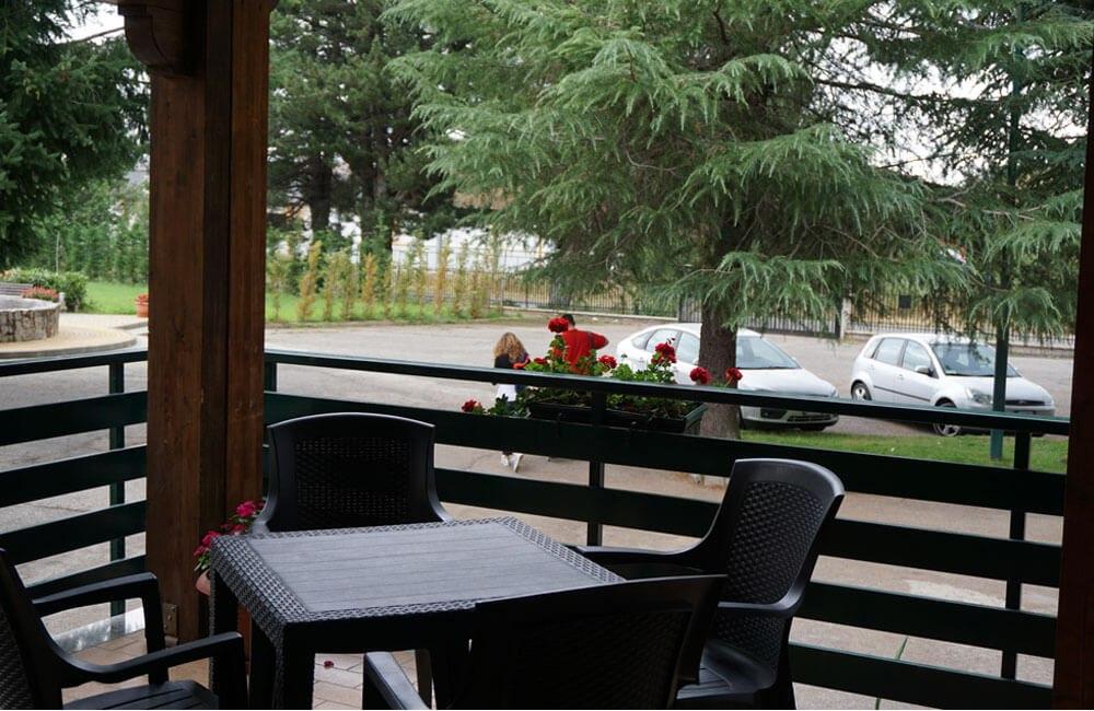 Bar a Camigliatello - La Fattoria
