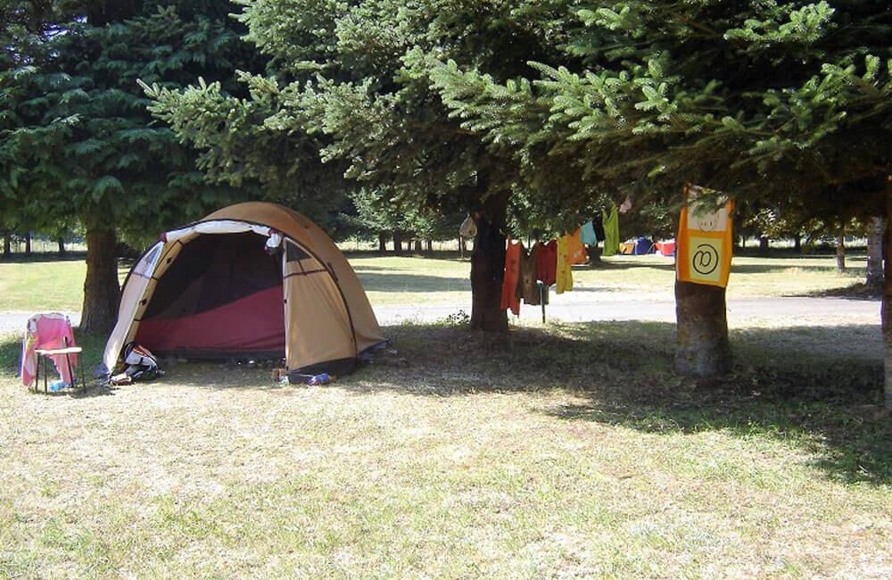 Sosta Camper e Campeggio in Sila - La Fattoria