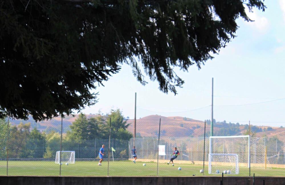 Campo di Calcio in Sila - La Fattoria