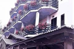 Hotel La Fattoria - Facciata