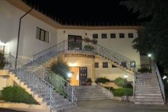 Hotel La Fattoria - Struttura di notte