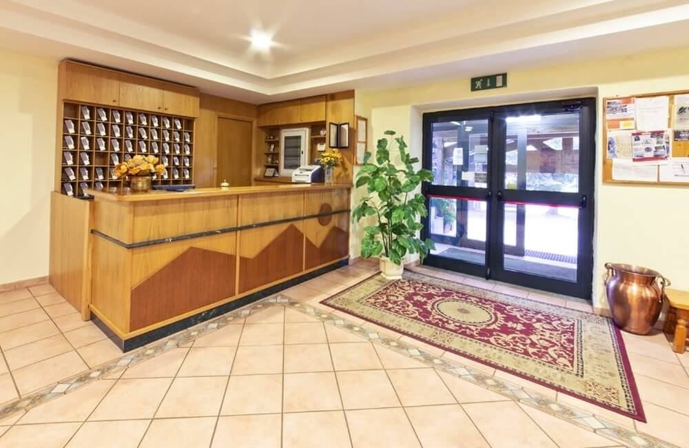 Hotel La Fattoria - Accettazione