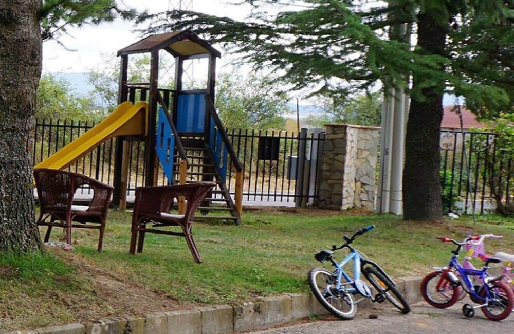 Parco Giochi -La Fattoria