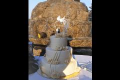 Matrimonio in Sila all'aperto - La Fattoria