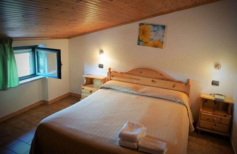 Hotel La Fattoria - Stanza matrimoniale