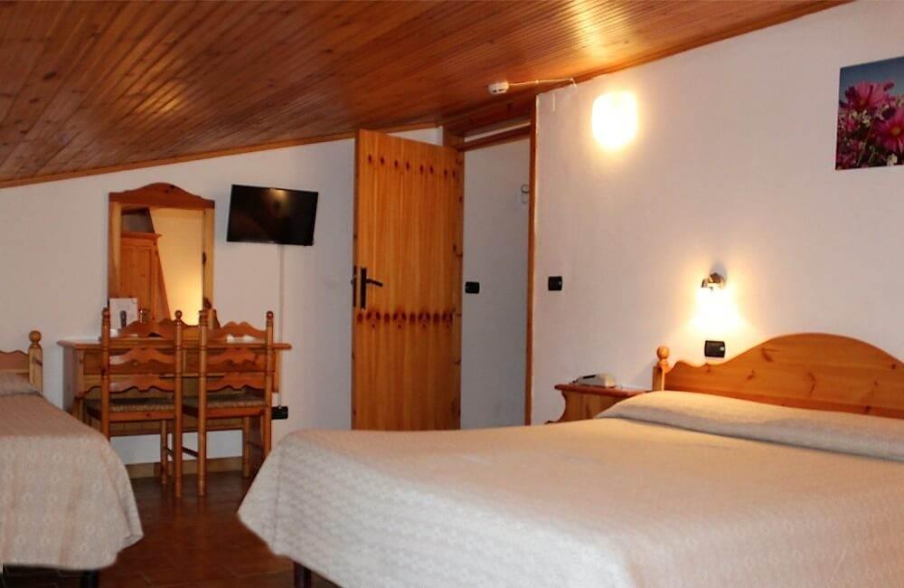Hotel La Fattoria - Stanzea tripla