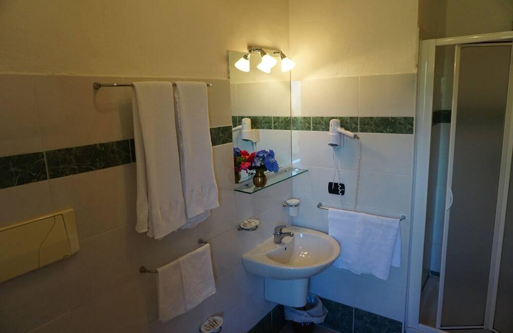 Hotel La Fattoria - bagno