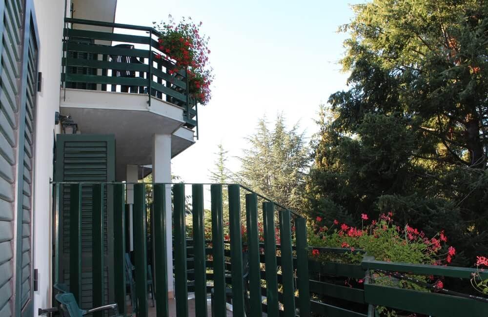 Hotel La Fattoria - balconi